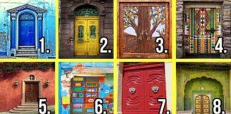 Pasirinktos durys atskleis, kas jūsų laukia ateityje!