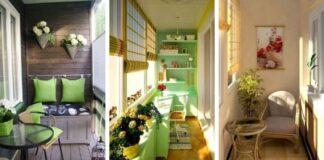 20 naudingų ir pigių idėjų, kaip pagerinti balkoną