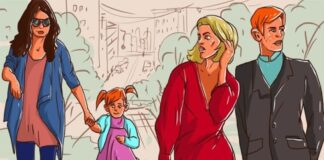 Pastabumo testas: kaip manote, kodėl moteris atsisuko?