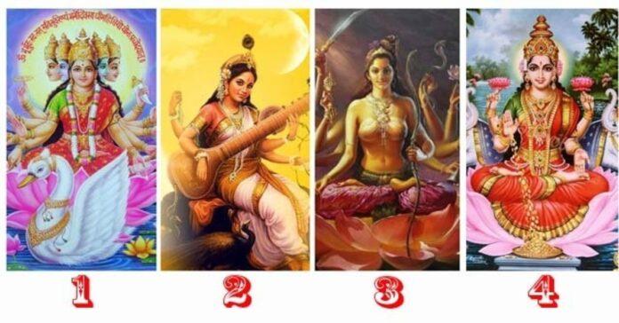Testas: indų meilės deivė atskleis, koks esate santykiuose