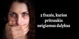 5 frazės, kurios pritraukia neigiamų dalykų į gyvenimą