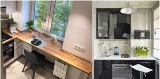 Kaip įrengti 5 kv. m virtuvę: idėjos ir realaus gyvenimo pavyzdžiai