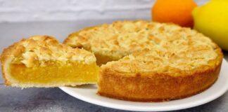 Ar turite namuose citrinos ir apelsino? Iškepkite skanų pyragą