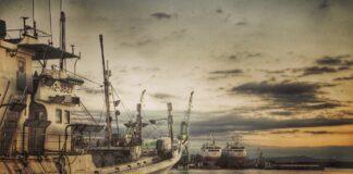 žvejyba laivas