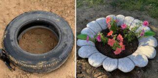 Štai kaip padanga gali būti panaudojama sodo papuošimui