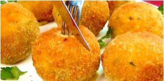 Bulvių kukuliai - naujas būdas paruošti bulves. Greita, paprasta ir skanu!