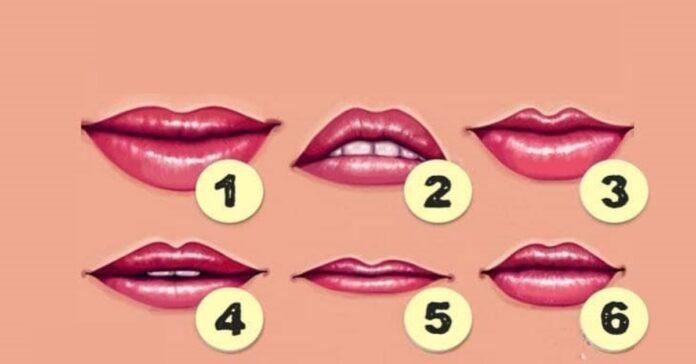 Asmenybės testas: ką apie jus išduoda jūsų lūpų forma?