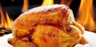 Kaip kepti vištieną, kad atskleistumėte visą mėsos skonį?