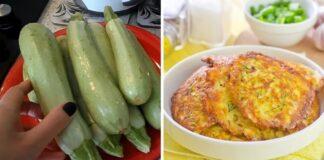 Cukinijų blynai, lengvas ir greitas receptas visai šeimai