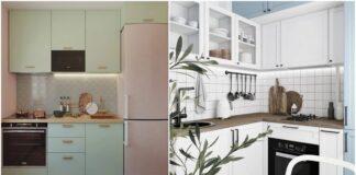 Tik 5 kv. m, bet galima sutalpinti viską: šaunių virtuvių pavyzdžiai
