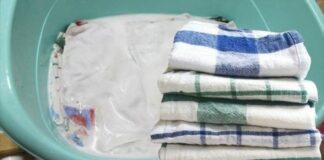 Virtuviniai rankšluosčiai bus tarsi nauji. Išmokite juos išplauti