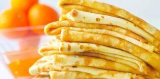 Subtilūs sūrio blynai su nuostabiu aromatu