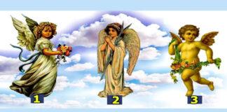 Testas: pasirinkite angelą ir sužinokite, kas jūsų laukia rytoj