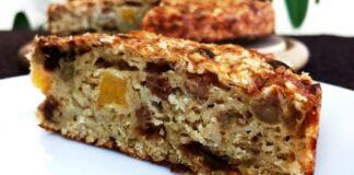 Tinka ir pusryčiams: avižų pyragas be miltų ir cukraus