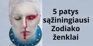 Penki patys sąžiningiausi Zodiako ženklai iš visų