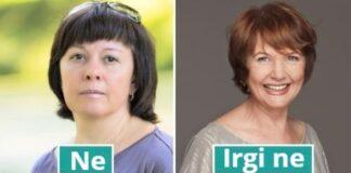 Kokios spalvos plaukai netinka moterims, sulaukusioms 50 metų?