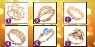Pasirinkite žiedą ir sužinokite, kokia moteris esate!