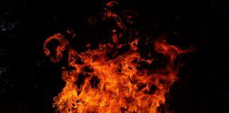 gaisras ugnis