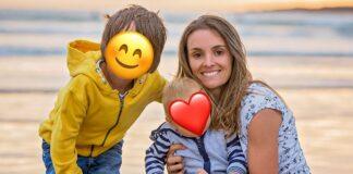 Kodėl tėvai uždengia savo vaikų veidus, kai skelbia jų nuotraukas internete?