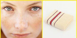 Nusiprausus veidą, jo valymas rankšluosčiu labai neigiamai veikia odą