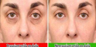 5 priežastys, kodėl geriau neprausti veido po dušu