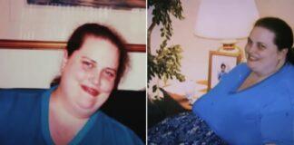 Moteris svėrė daugiau nei 300 kilogramų ir ją kaimynai vadino pabaisa. Po 3 metų ji tapo visiškai neatpažįstama