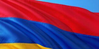 armėnija vėliava