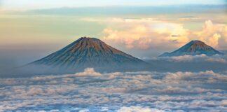indonezija vulkanas