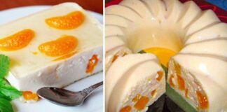 Greitas varškės pyragas. Sveikas ir skanus desertas