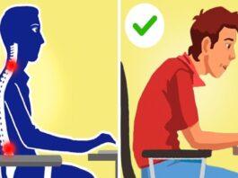 Šie patarimai padės išvengti nugaros skausmų, jei turite ilgas valandas dirbti sėdėdamas