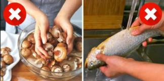 7 maisto produktai, kurių negalima plauti. Geriau saugoti juos nuo sąlyčio su vandeniu