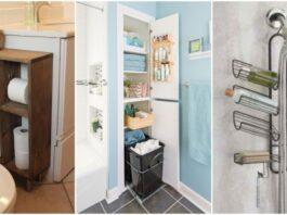 Idėjos, kaip įsirengti nedidelį vonios kambarį
