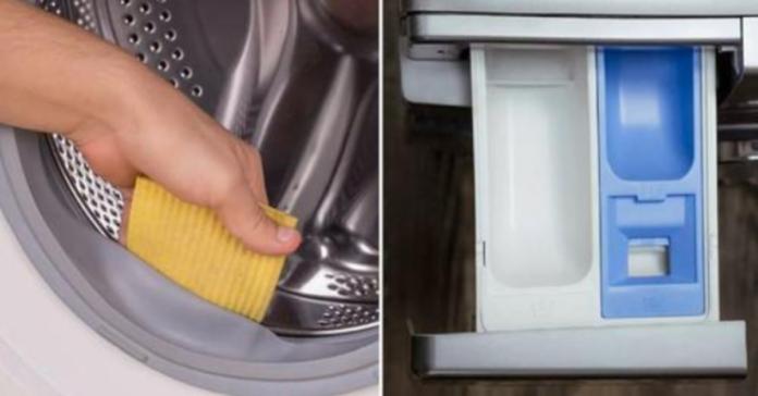 Kaip citrinos rūgštis gali išvalyti skalbimo mašiną? Sužinokite