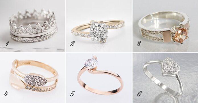 Pasirinktas žiedas atskleis tiesą, kokia moteris jūs esate