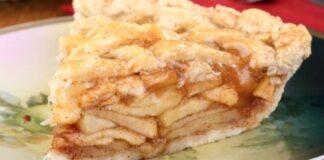 Tradicinis Varšuvos obuolių pyragas. Patiks visai šeimai