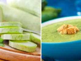 Trinta cukinijų sriuba. Sotus ir sveikas patiekalas