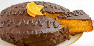 Apelsininis pyragas: puikus desertas prie arbatos