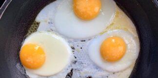 6 klaidos, kurias gaminant kiaušinienę daro net profesionalai