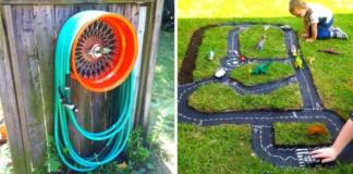 15 gana neįprastų sodo idėjų, kurios sužavės visus svečius