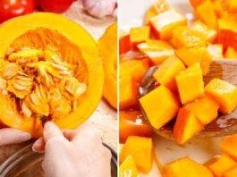 Moliūgų uogienė su apelsinais. Saulėtos atsargos žiemai