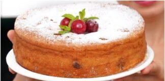 Nuostabiausias pyragas su uogomis: pigus, bet be galo skanus