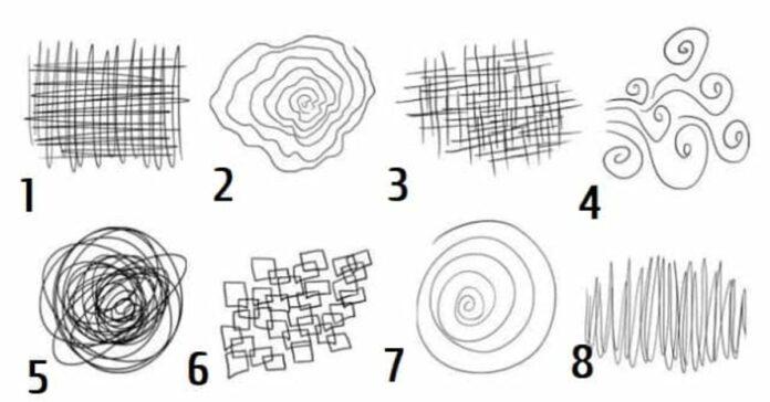Pasirinkite piešinį ir sužinokite, kas jus šiuo metu neramina