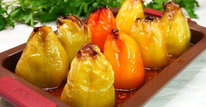 Turkiškas receptas: įdarytos paprikos, kurios yra tikras rudens hitas