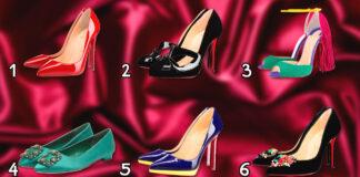 Sužinokite, kokia moteris esate, pasirinkusi vieną iš šių batų porų