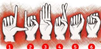 Pasirinktas gestas atskleis ko jums reikia, kad būtumėte laimingi