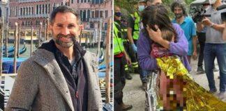 2 dienas dingusį mažylį surado žurnalistas, atsiųstas rengti reportažo