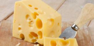 Kodėl kai kurios sūrio rūšys turi skylutes?