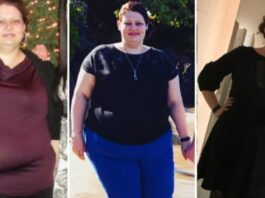 Kaip sulieknėti be dietos: Amanda Wood patirtis