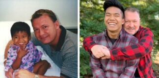 Našlaitį įsivaikino vienišas tėvas - po 21 metų jis dalyvauja olimpinėse žaidynėse