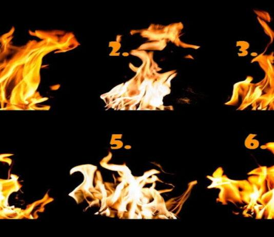 Testas: pasirinkite liepsną, kuri dega jūsų sieloje. Ji atskleis, kuo esate ypatingas